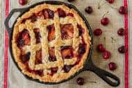 Cherry Peach Pie Recipe