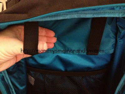 inside jujube backpack
