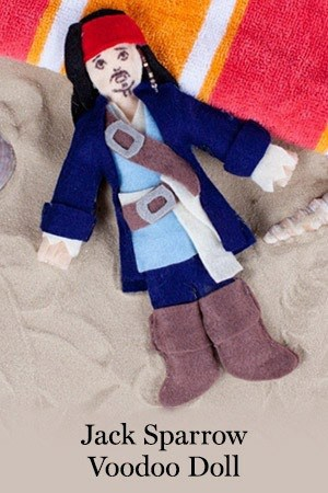 jack sparrow voodoo doll Pirates of the Caribbean Free Printables