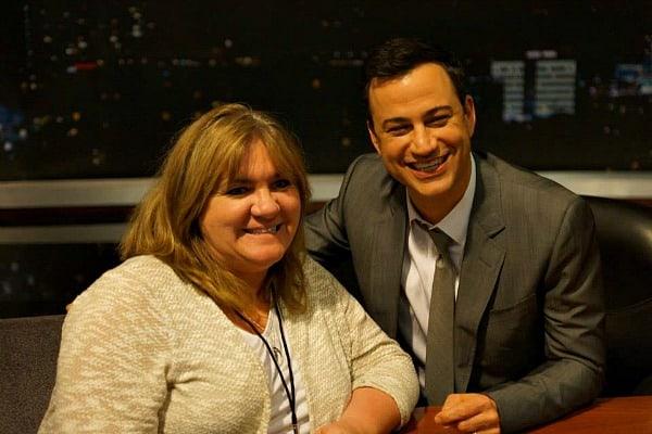 Jimmy #Kimmel Live #abctvevent