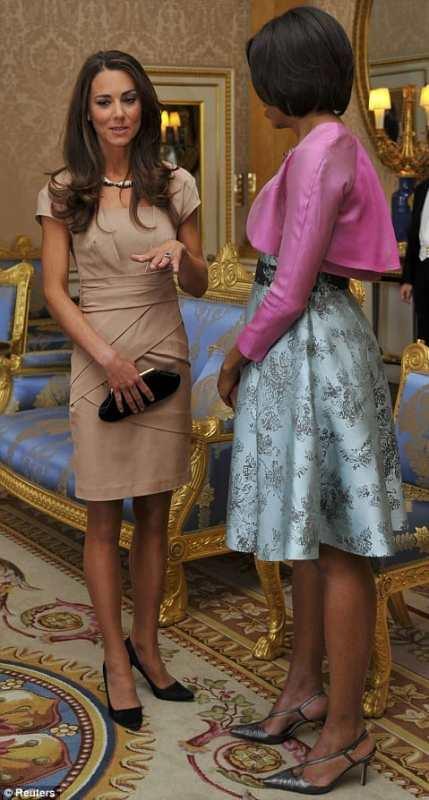 kate middleton Obama Reception