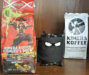 Brain Boosting Coffee: Kimera Koffee with Nootropics