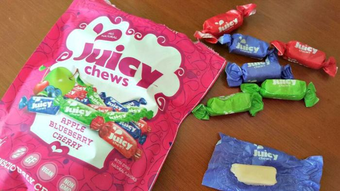 lovely candy company juicy chews