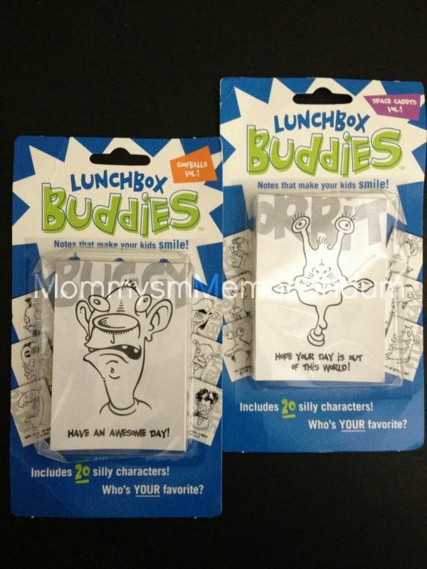 lunchbox buddies