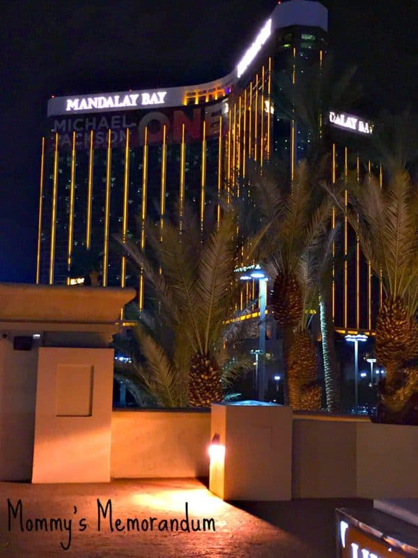 mandalay bay resort on vegas strip