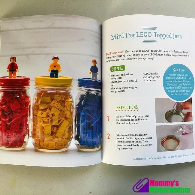 Mason Jar Crafts For Kids Mommys Memorandum
