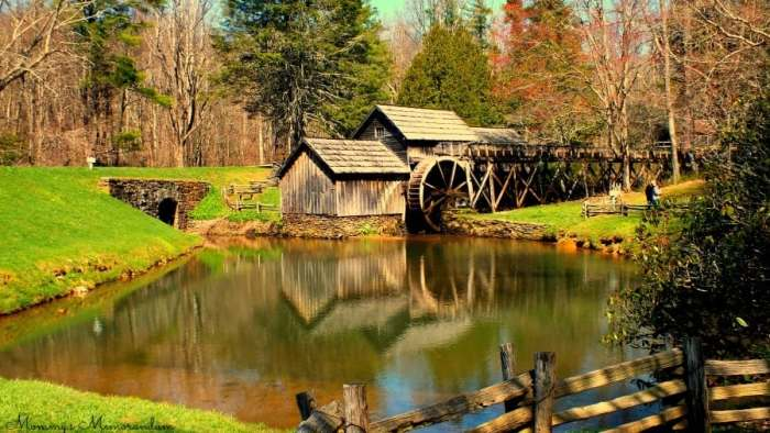 Mabry Mill the Most Popular Blue Ridge Parkway Attraction