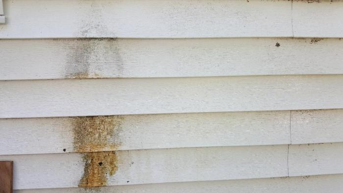 mean green super strength siding before and after