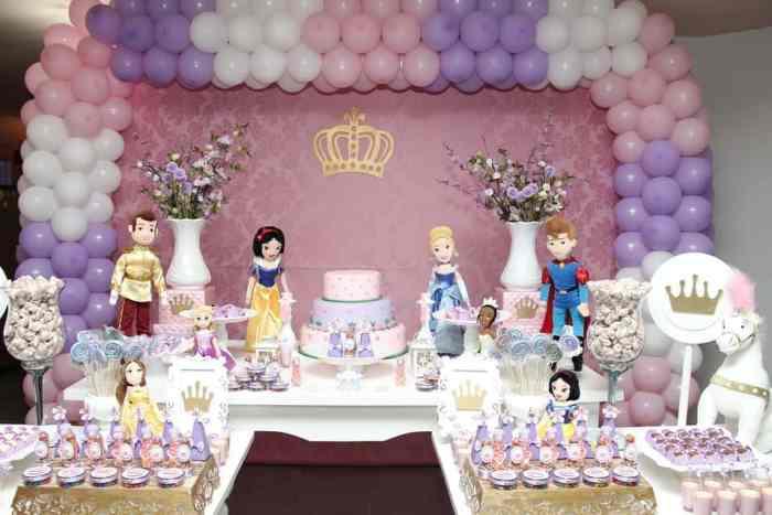 money saving tips for a disney themed birthday party