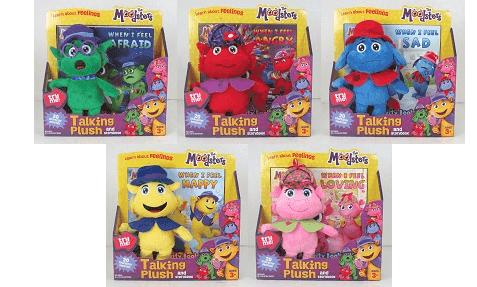 moodsters plush
