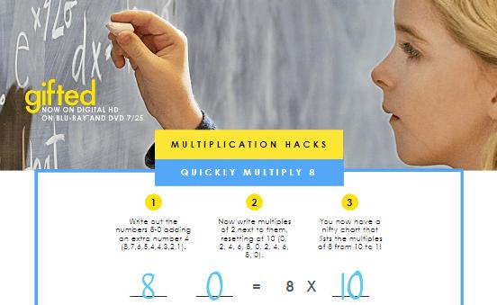 multiplication hacks