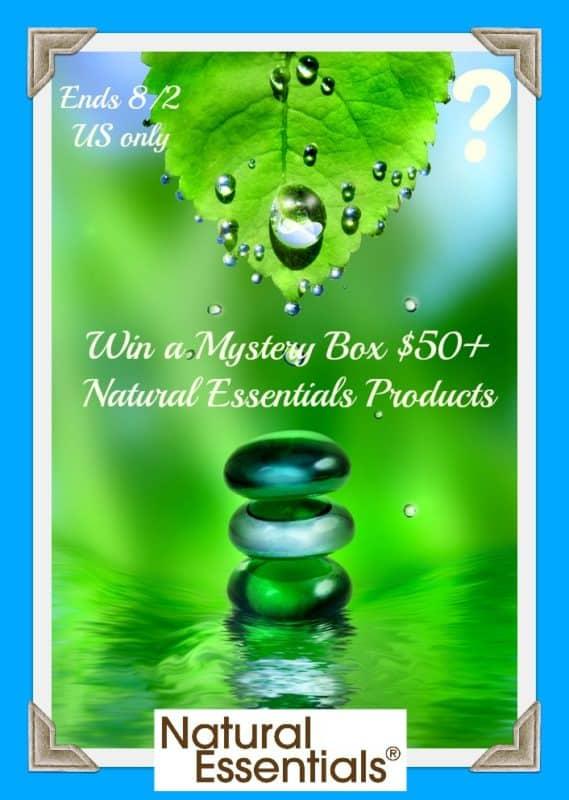 mystery box nate's essentials