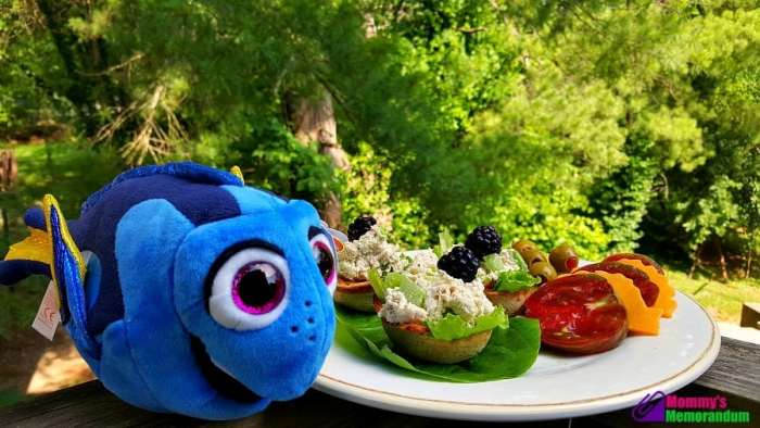 71dc0359c24 ... limited edition Dory TY® Sparkle Eye Beanie Boo™ plush toy when you  purchase Nature s Harvest® bread. nature s harvest featuring dory plush