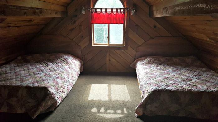 new river gorge cabins loft