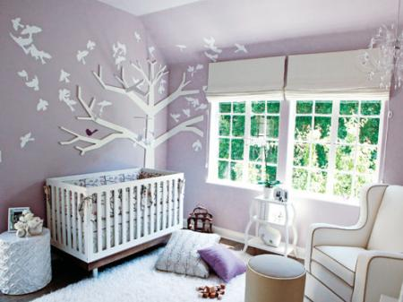 Where Is the Best Place for a Newborn's Crib?