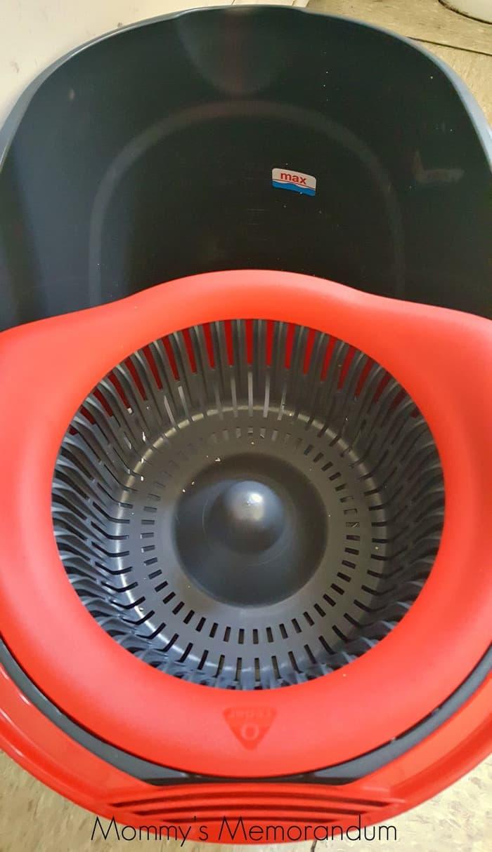 ocedar easywring bucket