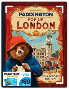 Win a #Paddington2 Movie Prize Pack #WBSponsor