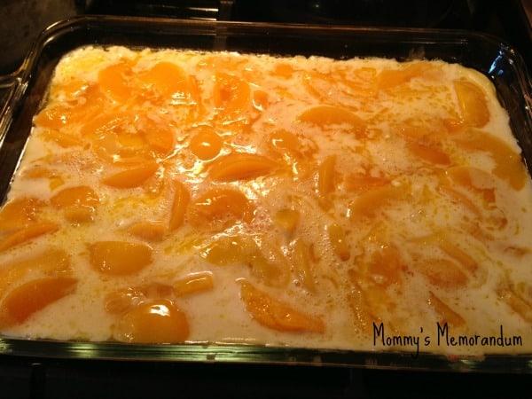 Easy Homemade Peach Cobbler Recipe