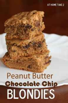 peanut butter chocolate chip