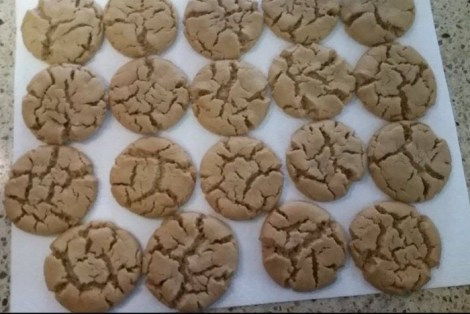 Peanut Butter Cookies (the best ever!) Recipe