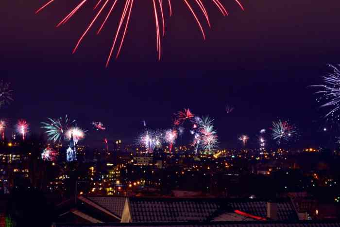 5 Best New Year Traditions Around the World