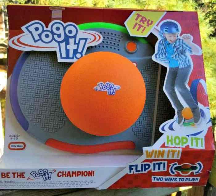 pogo it by little tikes in box