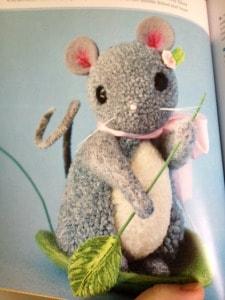 pompom land mouse