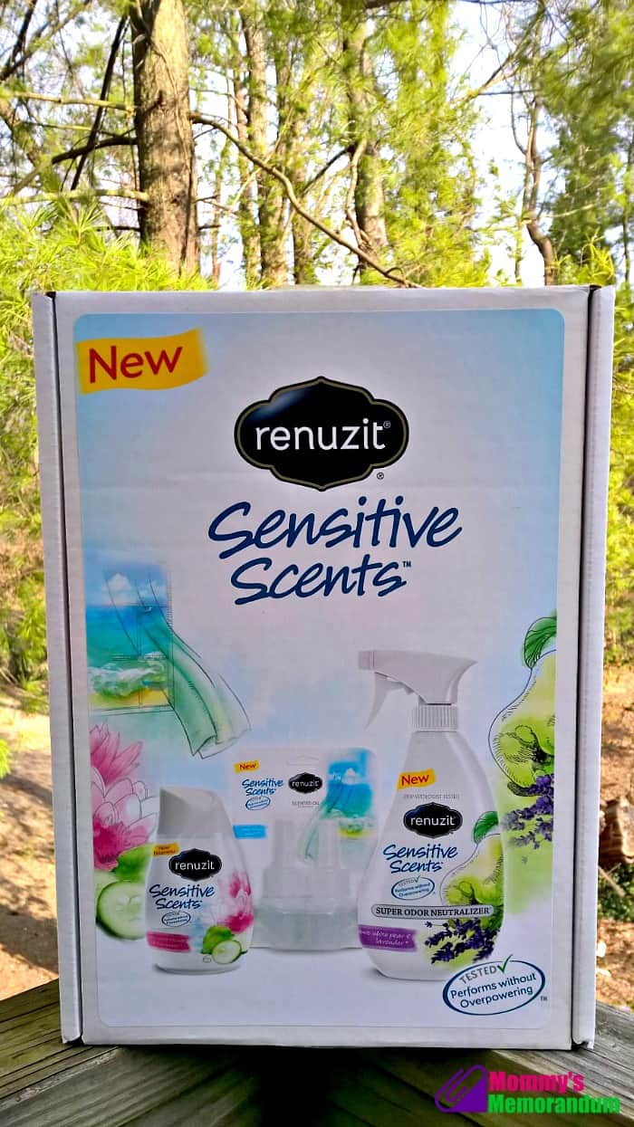 renuzit senstive scents