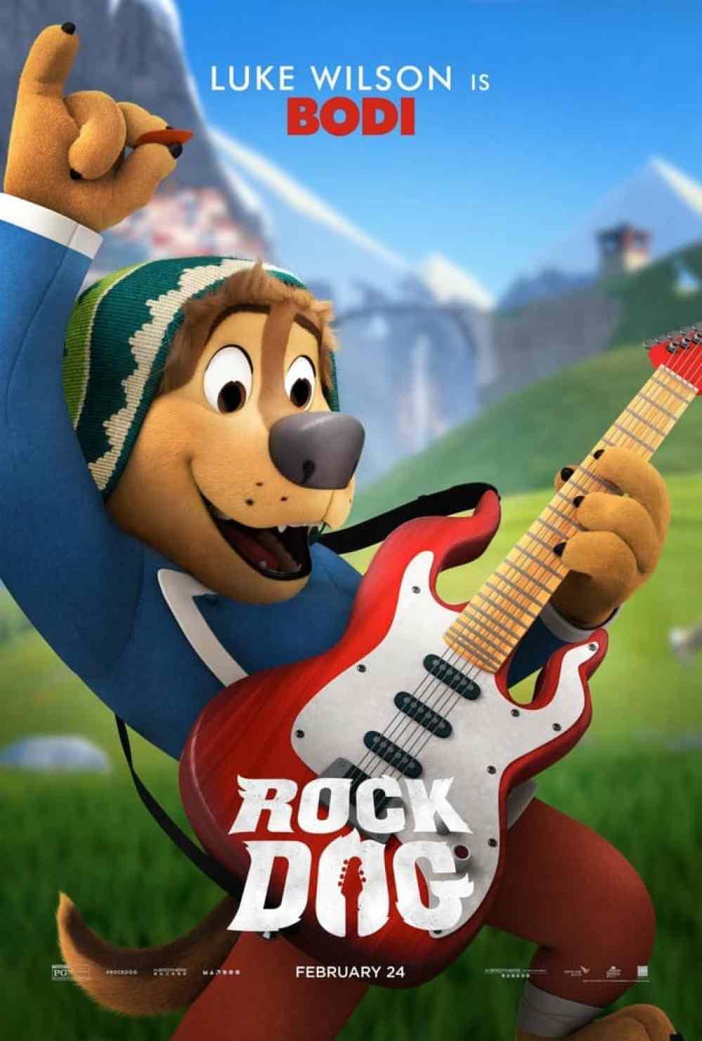 rock dog luke wilson is bodi