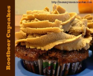 rootbeer cupcakes with root beer buttercream icing recipe, #recipe