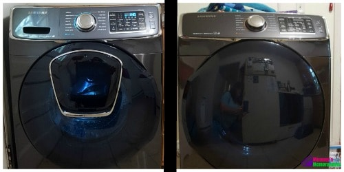 Get Laundry Done with Samsung