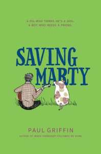 Saving Marty by Paul Griffen