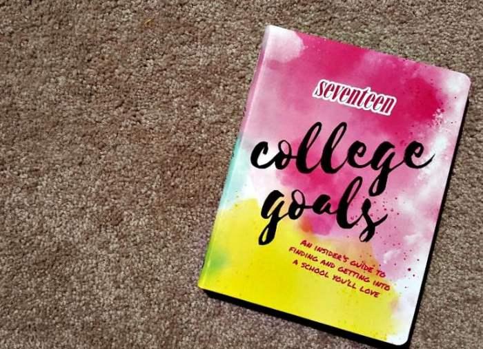 seventeen college goals