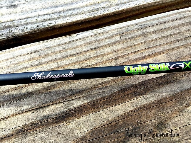 shakespeare ugly stick