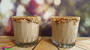 Smores Smoothie #Recipe
