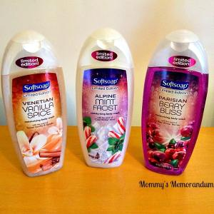 #Win Softsoap a Trio of Holiday Scents (US ends 11/25)