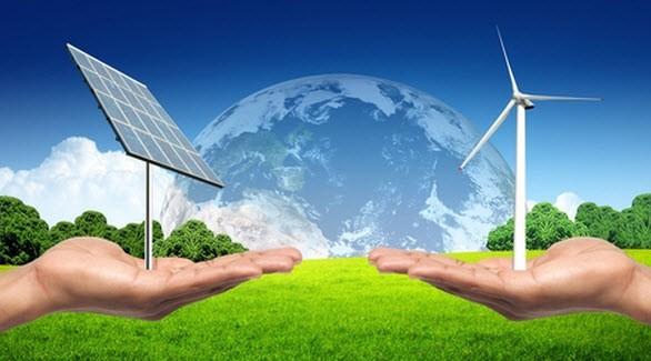 solar energy is clean