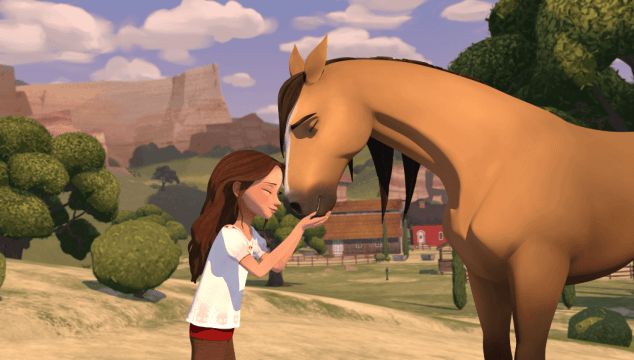 Spirit Riding Free Airs 11/17+ Spirit Toys for the Holidays