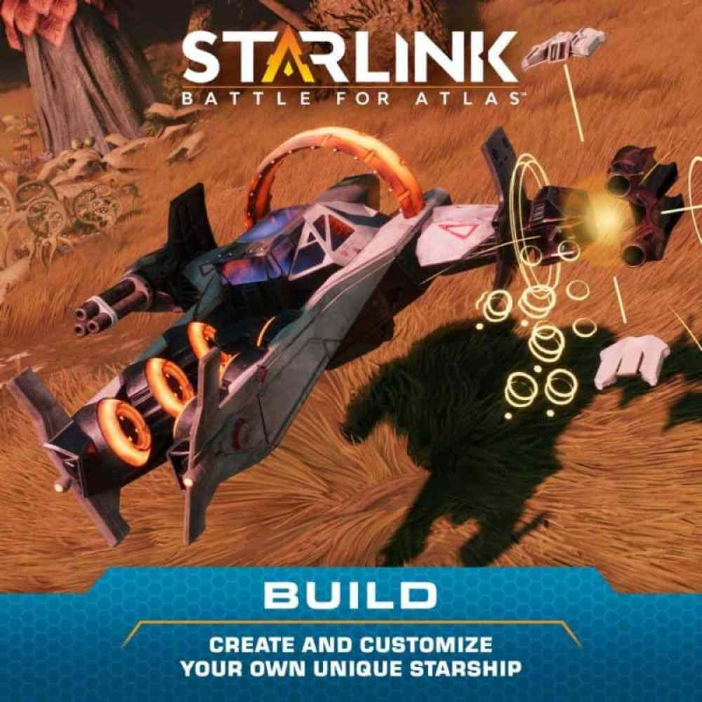 starlink battle for atlas build create and customize your own unique starship