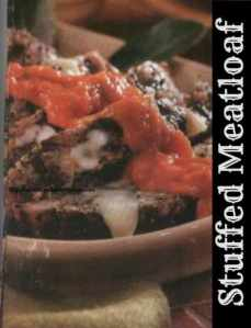Jake's Stuffed Meat Loaf #Recipe