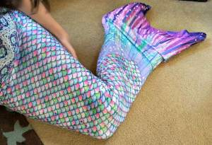 Swim Like a Mermaid with Sun Tail Mermaid Tail and Monofin
