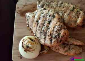 tessemae's all natural green goddess grilled chicken