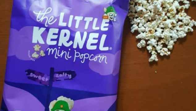 the little kernal sweet and salty