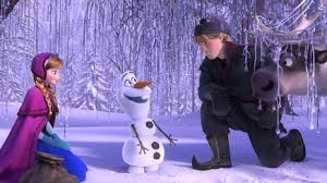 the story of frozen olaf