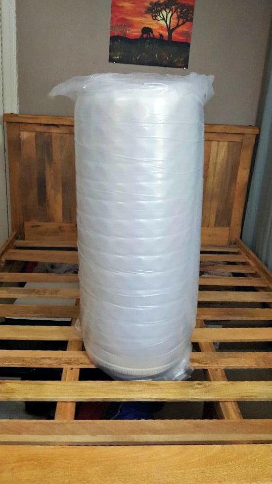tomorrow mattress roll