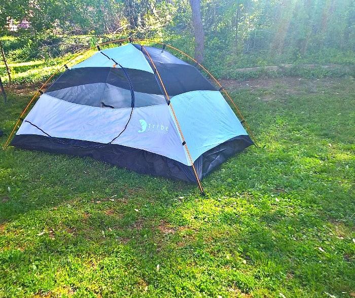 tribe adventure tent II