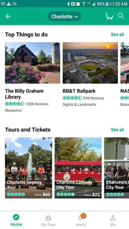 tripadvisor things to do charlotte