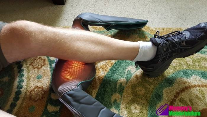 InstaShiatsu Neck and Back Massager by TruMedic Review