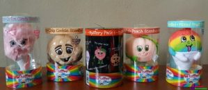 Buh-Bye Scratch-N-Sniff Hello Whiffer Sniffers Plush