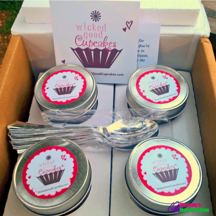 wicked good cupcakes to go